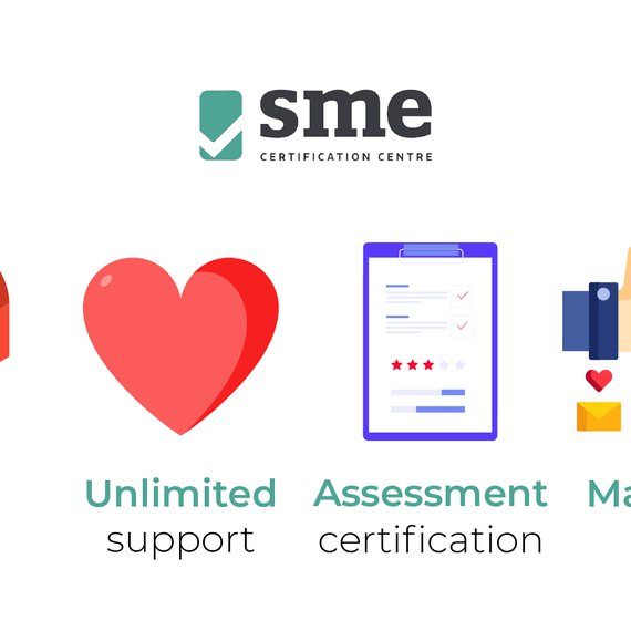 Why choose SME Certification Centre?